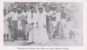 Guam Weddings Are Always Gala Affairs