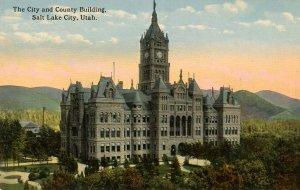 UT - Salt Lake City. City & County Building