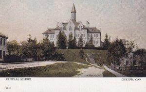 GUELPH , Ontario ,1900-10s ; Central School