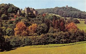 Dunster Castle and Park Chateau Panorama Schloss
