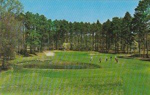 The Cathedral 15th Hole No 4 Golf Course Pinehurst North Carolina