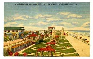 FL - Daytona Beach. Ocean Front Park and Promenade