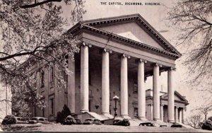 Virginia Richmond The Capitol 1948