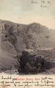 Mountain Scenery , NATAL , PU-1907