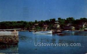 Harbor Annisquam MA postal used unknown