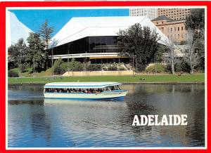 Australia The Popeye boat on the River Torrens