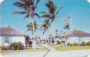 Florida Hollywood Ocean Court 1952