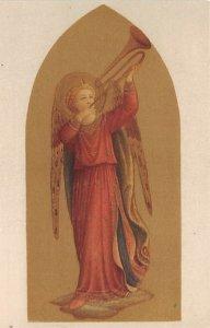 Angel Musician Religious Unused