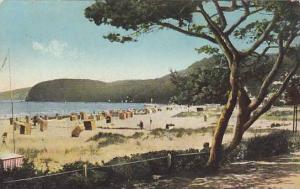 Am Strande, Binz a Rugen (Mecklenburg-West Pomerania), Germany, 1900-1910s