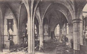 France Dreux Eglise St Pierre Pourtour du Choeur 1904