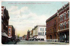2nd Ave. Cedar Rapids IA