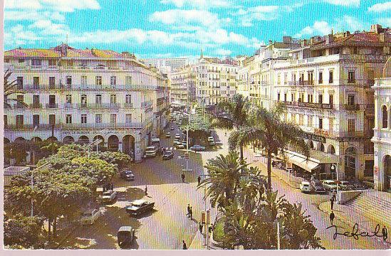 Algeria - Alger, Carrefour  Port Said