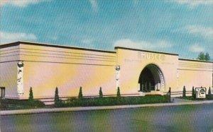 Canada Wax Museum Montreal Quebec  1970