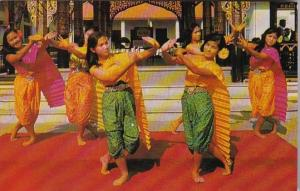 Thailand Bangkok Rum Seeda Thai Classical Dance