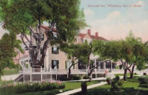 Colonial Inn Winthrop Beach Massachusetts Old Postcard