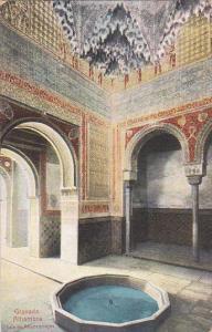 Spain Granada Alhambra Sala de Abencerrajes