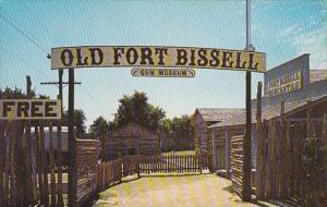 Old Fort Bissell Phillipsburg Kansas