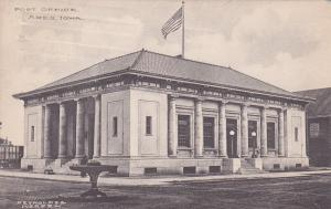 AMES, Iowa, 1900-1910s; Post Office