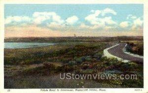 Polpis Road, Siasconset - Nantucket Island, Massachusetts MA