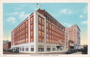 Virginia Hotel , MONROE , Louisiana , 1910s