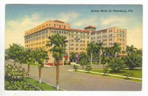 Soreno Hotel, St Petersburg, Florida, 30-40s