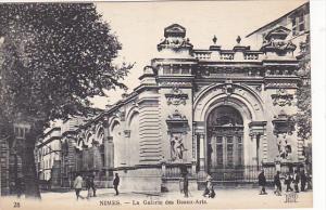 France Nimes La Galerie des Beaux-Arts