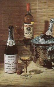 ADV: John C. Meyer Grape Juice Co. , CINCINNATI , Ohio , 50-60s