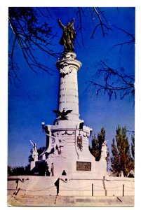 Mexico - Juarez. Juarez Monument