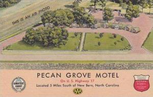 North Carolina New Bern Pecan Grove Motel