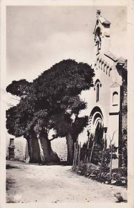 RP: Bourg-Madame , France , PU-1951 ; L'Eglise