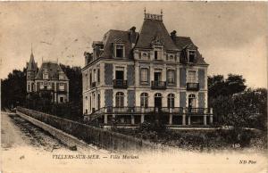 CPA VILLERS-sur-MER - Villa Mariani (475824)