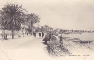 CANNES , France , 00-10s ; Boulevard de la Croisette
