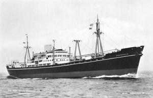MS Songkhla East Asiatic Ship Unused