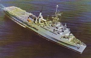 U S S Shreveport LPD-12 Amphibious Transport Dock
