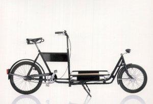 Smith & Co Long John Denmark Danish Cycle 1983 Bicycle Bike Postcard