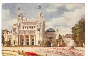 Le Palais Du Congo, Antwerpen, Belgium, 1930