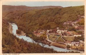 Symonds Yat, River Wye, General View, Greetings, Best Wishes!