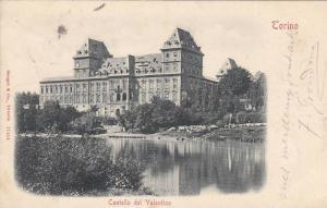 Castello Del Valentino, Torino (Piedmont), Italy, 1900-1910s