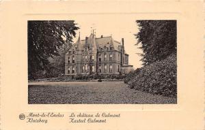 Belgium Kluisberg Kasteel Calmont, Mont de l'Enclus Le Chateau de Clamont Castle