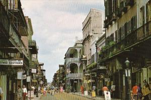 Royal Street New Orleans Louisiana