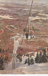 MT. ORFORD, Provincial Park, Quebec, Canada, 50-70s