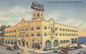 LAGUNA BEACH , California , 1930-40s ; Hotel Laguna
