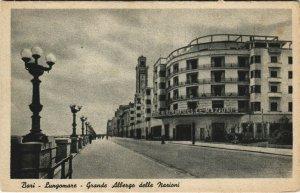 CPA Bari Lungamare GRande Albergo DELLE ITALY (805319)
