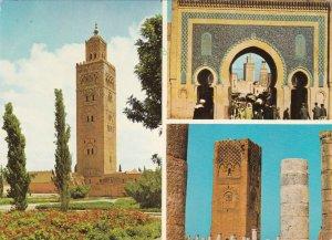 Monuments du MAROC (Morocco) , 1983