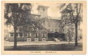 The Tavern, Laconia, New Hampshire, 20-40s