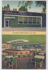 Oliver's Restaurant, Buffalo NY