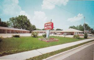 ALLENDALE, South Carolina, 40-60s ; Crescent Motel & Restaurant