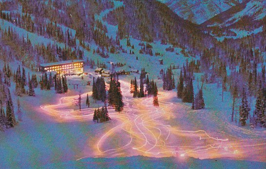 Canada Sunshine Village Banff Alberta