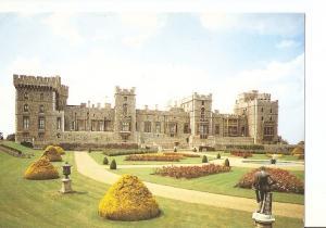 Postal 020502 : Windsor Castle, Bershire