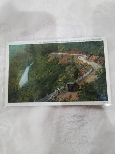 638 Appalachian Scenic Highway, Crossing the Blue Ridge Mountains